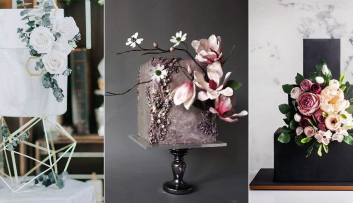 Wedding Cakes we love: 2019's biggest wedding cake trends