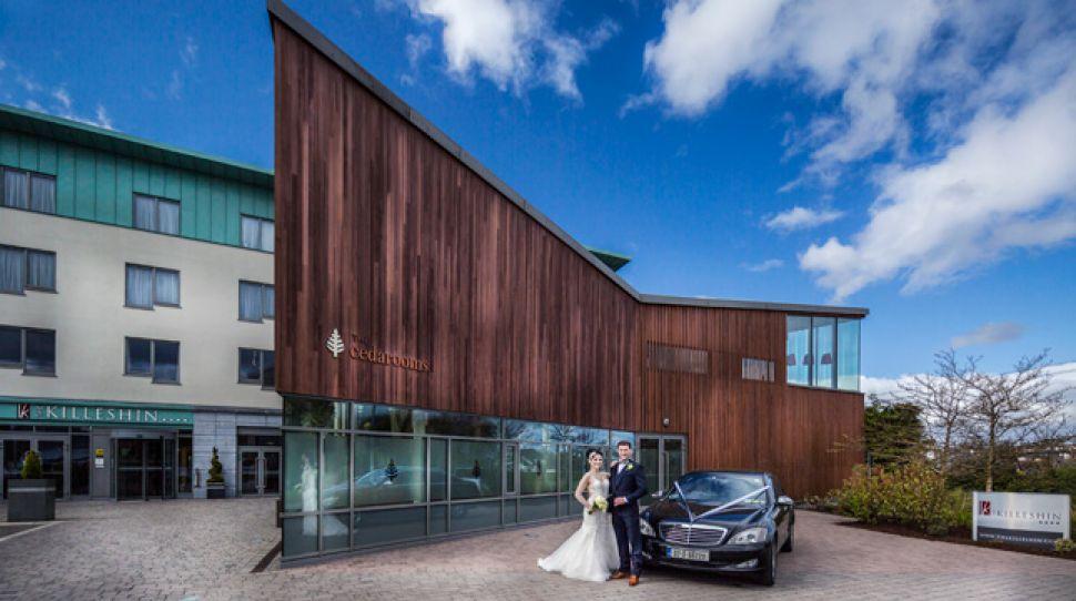 You're invited: The Killeshin Hotel's relaunch wedding fair, February 24th