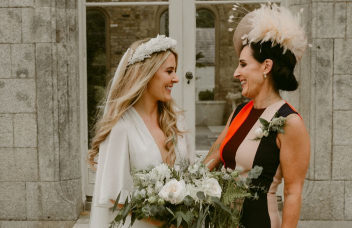 Mother of the Bride Outfits That are Fashion-Forward