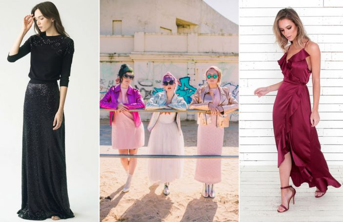 Alternative Bridesmaid Dresses they'll want to wear again