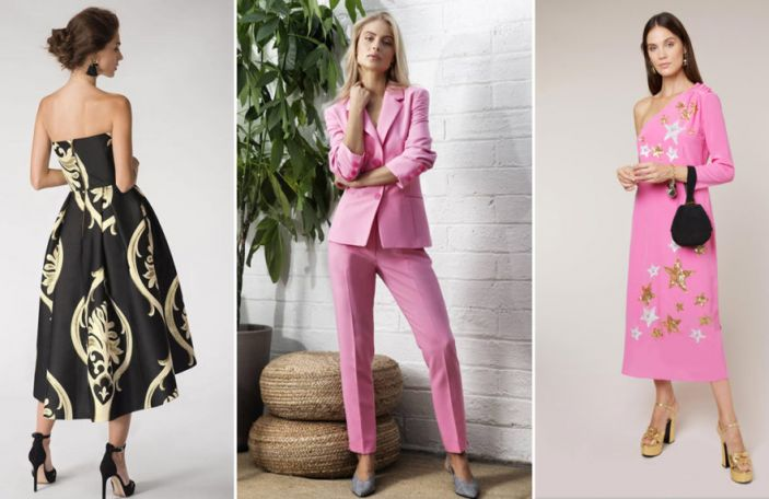 Dresses for Wedding Guests: The Irish Edit