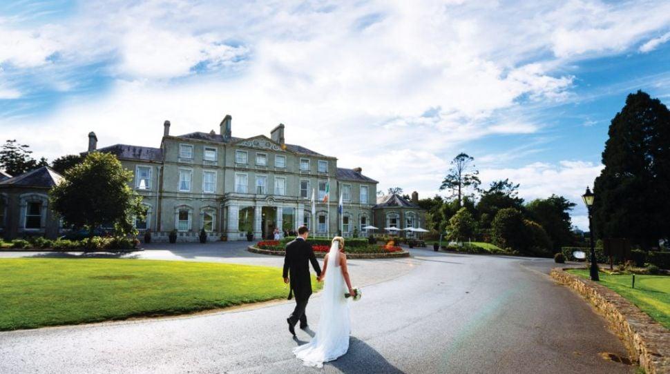 You're invited: Faithlegg Hotel's wedding afternoon with MUA Tara O'Farrell, April 7th