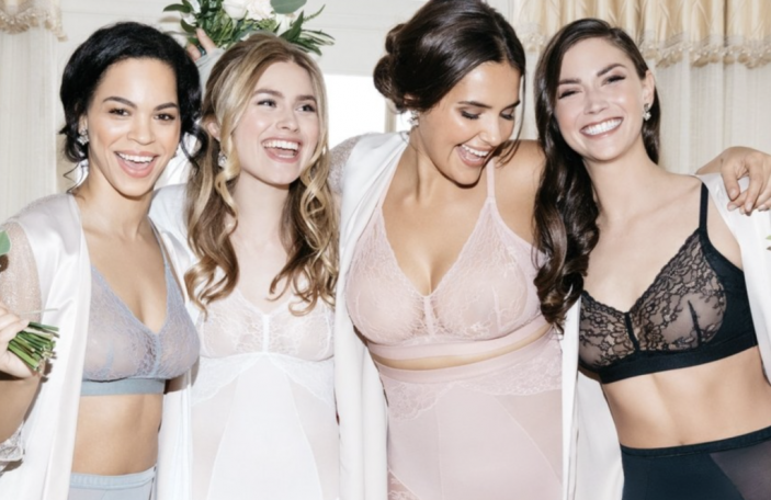 Wedding underwear and lingerie - where to shop for the perfect bridal shapewear in Ireland