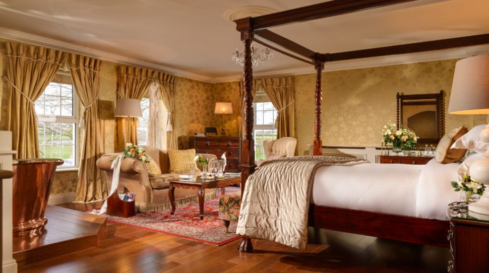 WIN! Overnight break at Ballygarry House Hotel and Spa in the honeymoon suite