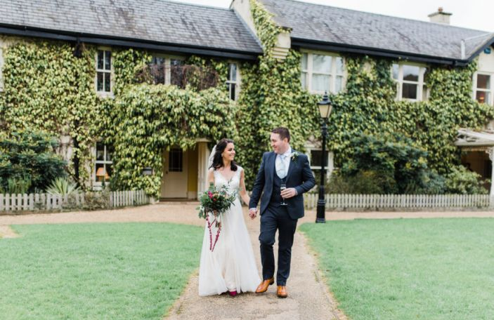 Wedding venues near Dublin: beautiful venues roughly an hour's drive away, in Meath, Kildare and Wicklow