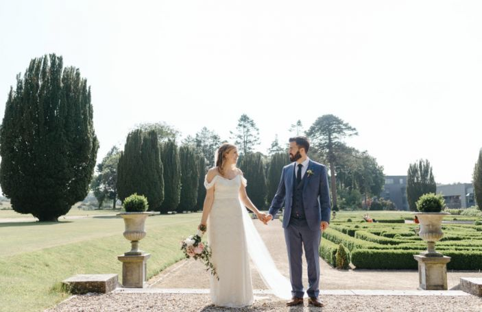 Susan and Ryan's Beautiful Castlemartyr Resort Wedding