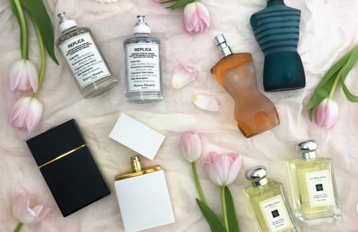 Choosing a wedding perfume: tips for picking a wedding fragrance for brides and grooms