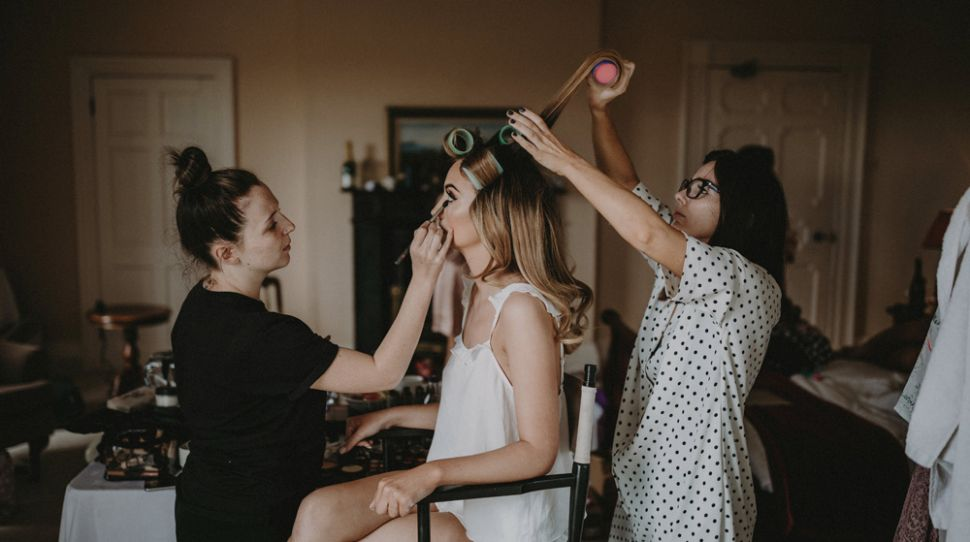 Things No One Tells You About Wedding Hair and Makeup