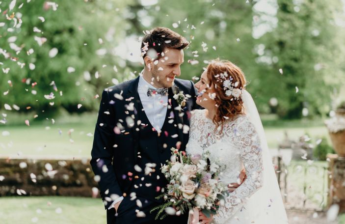 Christina and William's beautiful Monaghan Wedding
