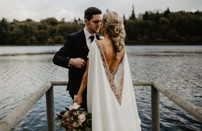 Edel and Colm's Waterside Wedding at Castle Leslie