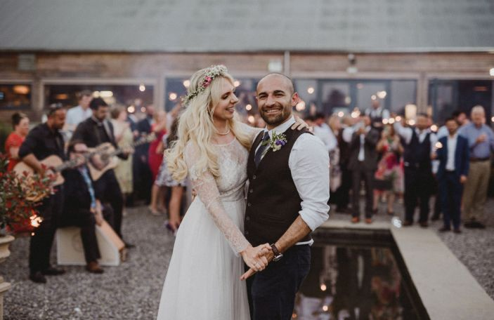 A Burtown House Wedding for Cliona and Mehmet