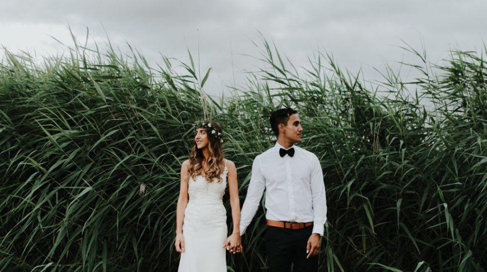 A Multi-Cultural Wedding for Áine and Heikki at Ballymagarvey