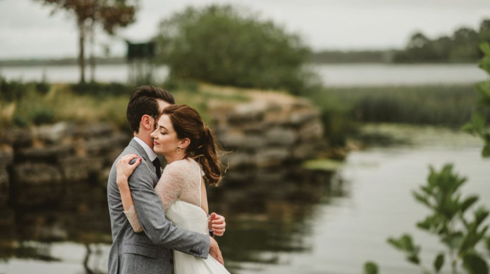 A Lakeside Wedding for Fiona and Stephen at Coolbawn Quay