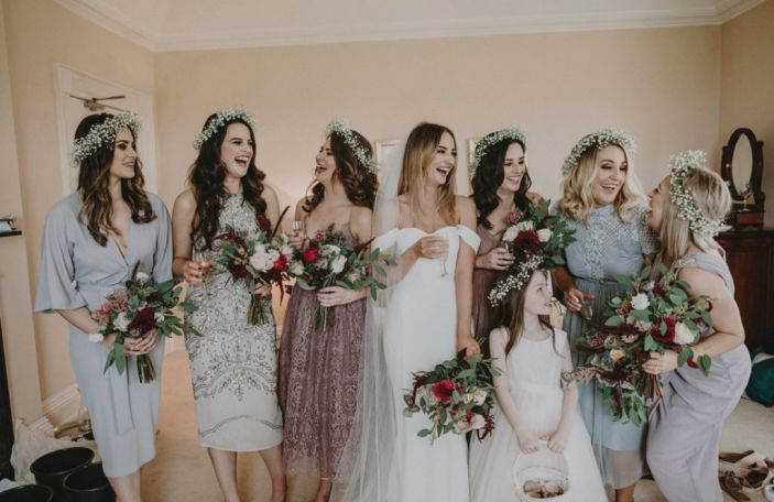 82 Bridesmaids Hairstyles to Get You Inspired