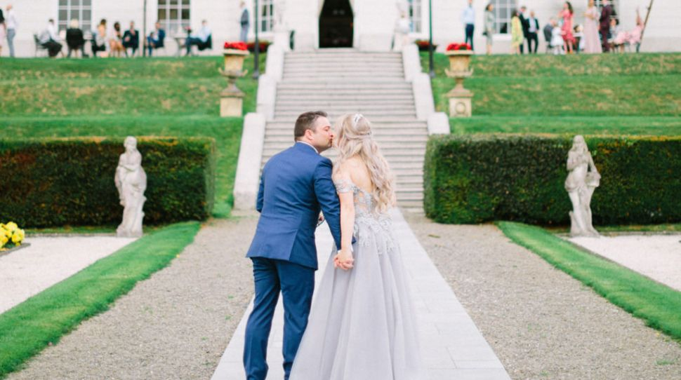 Germana and Geoffrey's stunning summer wedding at The K Club