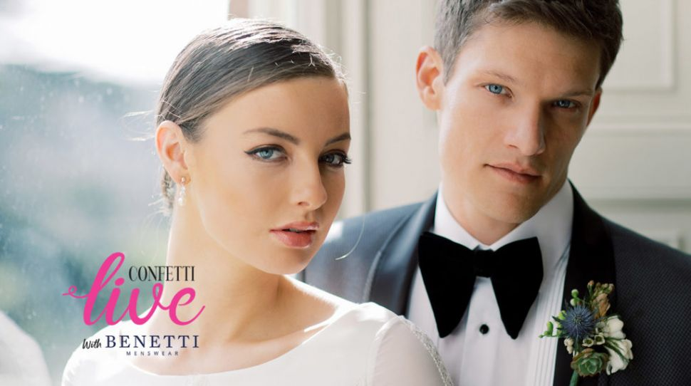 Introducing, Confetti Live in Association with Benetti Menswear