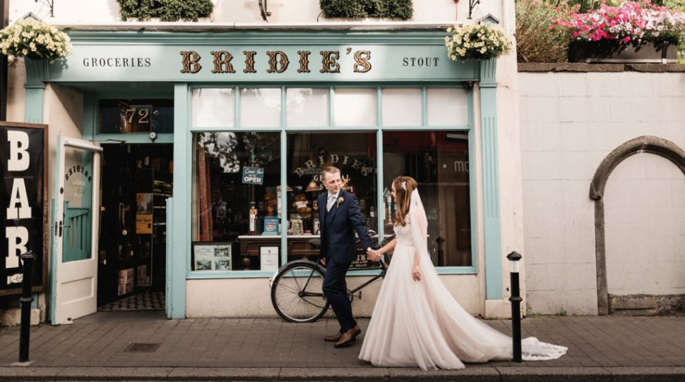 A Kilkenny wedding for Ciara and Gavan at Langton's Hotel