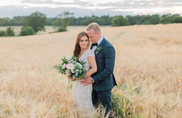 A Bright, Summer's Day at Meath Wedding Venue Ballymagarvey