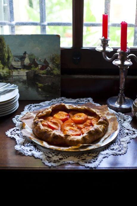 Tarte Á L'Abricot | DonalSkehan.com