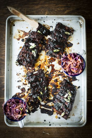 Sticky BBQ Spare Ribs | DonalSkehan.com, Great for the summer BBQs.