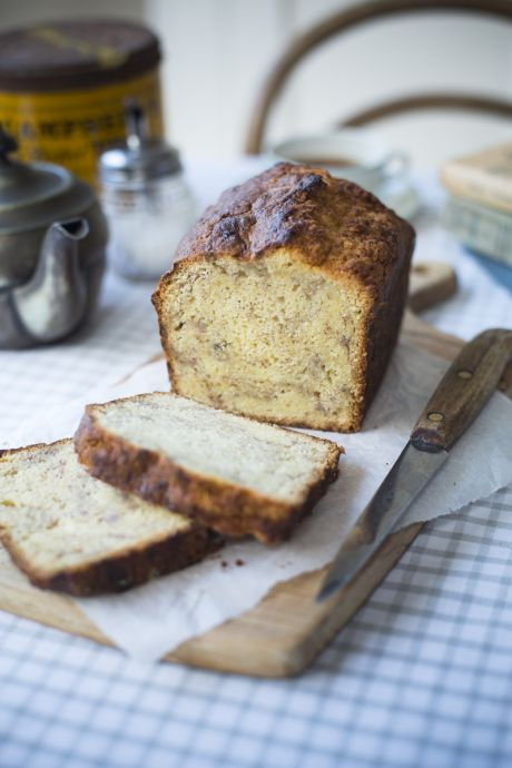 Auntie Ann's Banana Bread   DonalSkehan.com, Perfect to enjoy with a cup of tea.