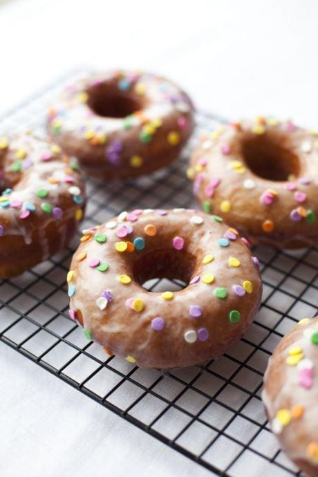 Buttermilk Glazed Doughnuts | DonalSkehan.com