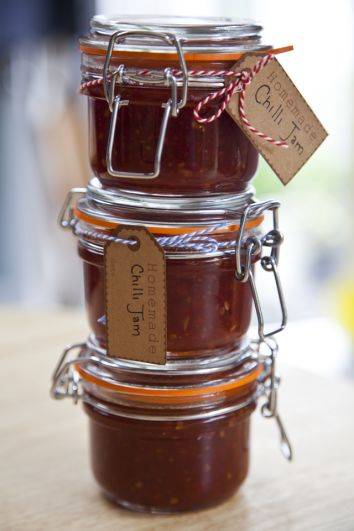 Chilli Jam   DonalSkehan.com, Enjoy with sandwiches, alongside meat or fish dishes, or as a delicious dipping sauce.
