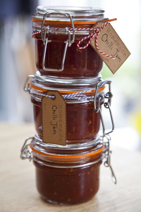 Chilli Jam | DonalSkehan.com, Enjoy with sandwiches, alongside meat or fish dishes, or as a delicious dipping sauce.