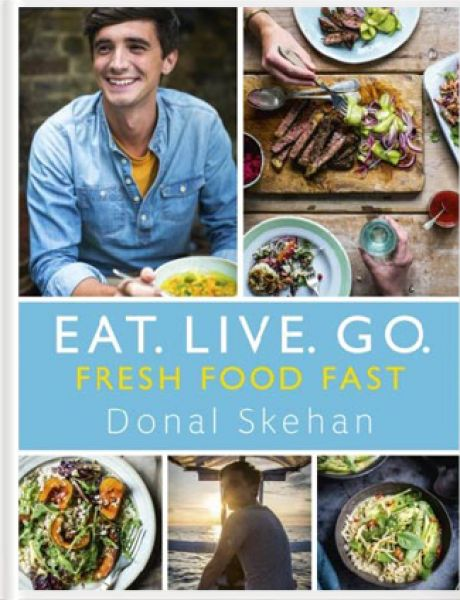 Eat.Live.Go. | DonalSkehan.com, After years of travel (and eating), Donal has filled the pages of Eat Live Go with something for everyone. From healthy breakfasts to decadent treats, you won't know what to cook first!