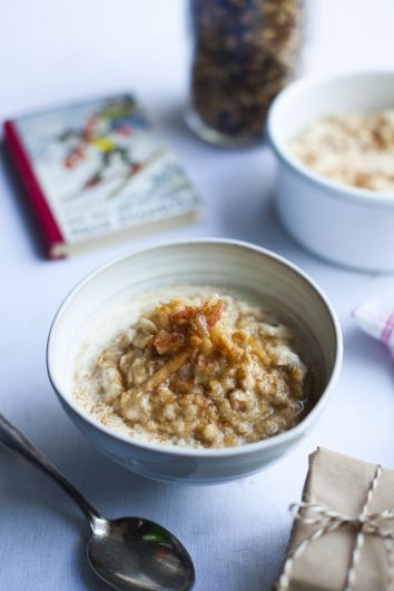 Swedish Christmas Porridge | DonalSkehan.com, Perfect breakfast before a long winter walk!