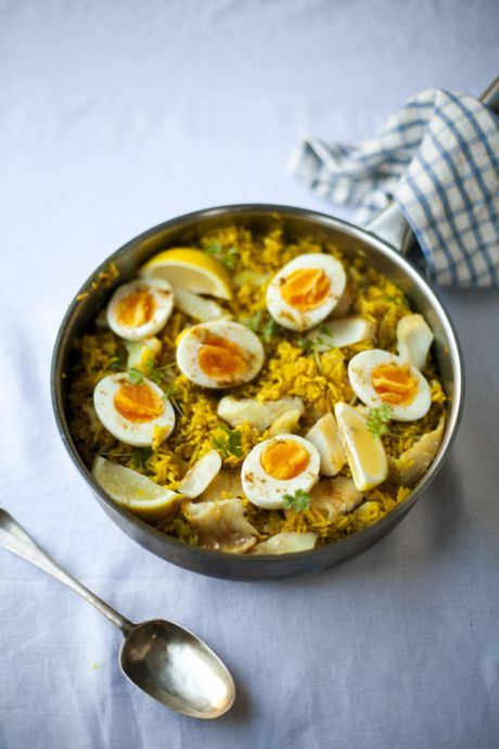 Kedgeree | DonalSkehan.com, A retro classic with plenty of spice!