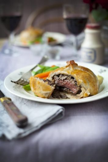 Beef Wellington | DonalSkehan.com, Treat your guests to these individual beef Wellingtons which are surprisingly simple to prepare.