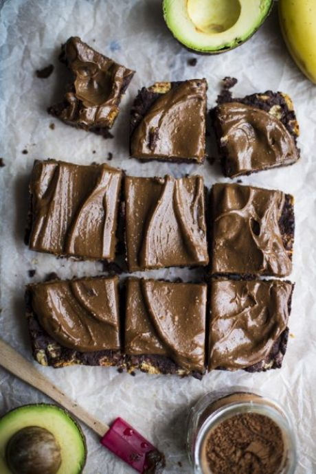 Roz's Healthy Brownies | DonalSkehan.com, Healthy brownies? Yes it is possible!
