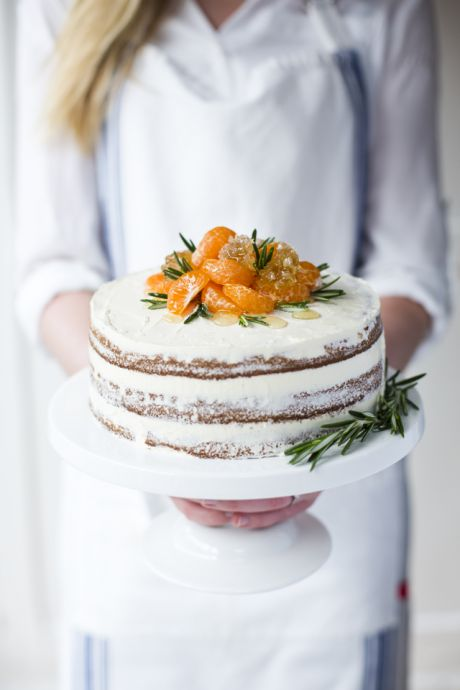 Spiced Clementine & Ricotta Cake | DonalSkehan.com, A delicious zingy cake, packed full of flavour. Guaranteed to impress your friends!