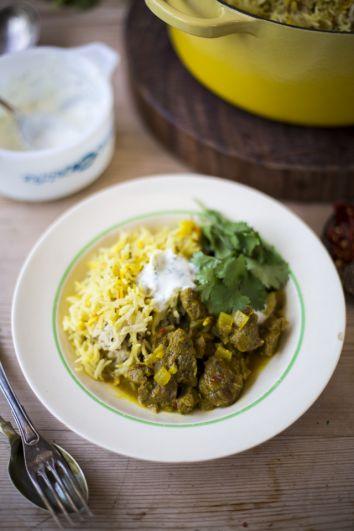 Lamb Biryani | DonalSkehan.com, Arun's take on an Indian classic.