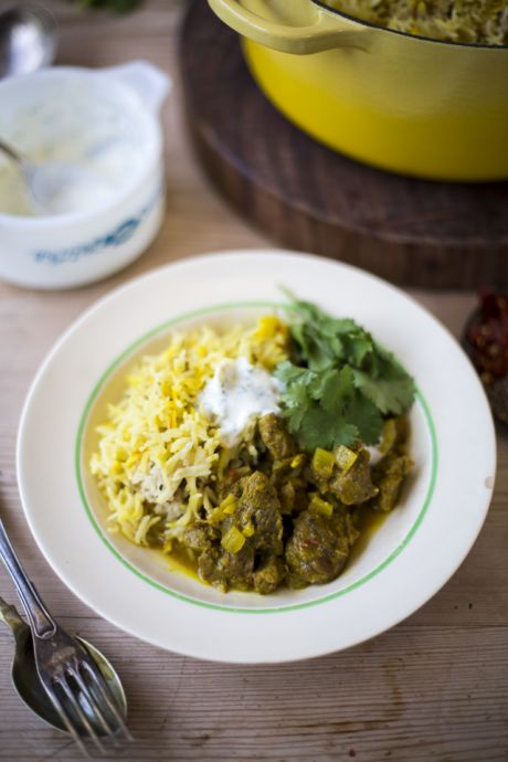 Lamb Biryani | DonalSkehan.com, Arun's take on an Indian classic.