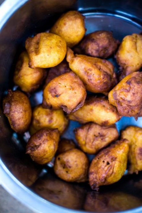 Fishani's Sweet Potato Doughnuts | DonalSkehan.com, A delicious recipe I picked up while travelling through Malawi.