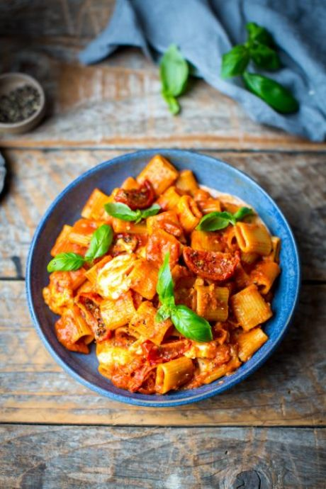 N'duja One Pot Pasta | DonalSkehan.com, A quick pasta dish that'll have your taste buds in a frenzy!