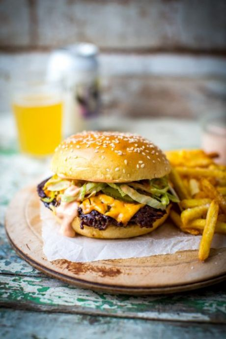 Smashburgers | DonalSkehan.com, Juicy beef burgers, smashed until crisp perfection!