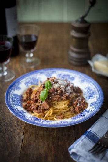 Spaghetti Bolognese | DonalSkehan.com, An Italian classic and a family favourite!