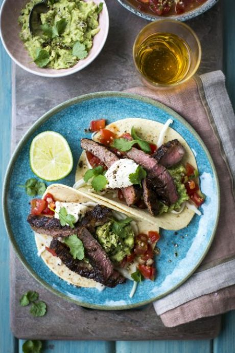 Private: 15 Minute Steak Tacos | DonalSkehan.com, Tacos are huge in LA and have to be one of my favourite foods!