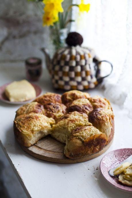 Irish Cheddar Potato Rolls | DonalSkehan.com, Traditional Irish baking at it's best!