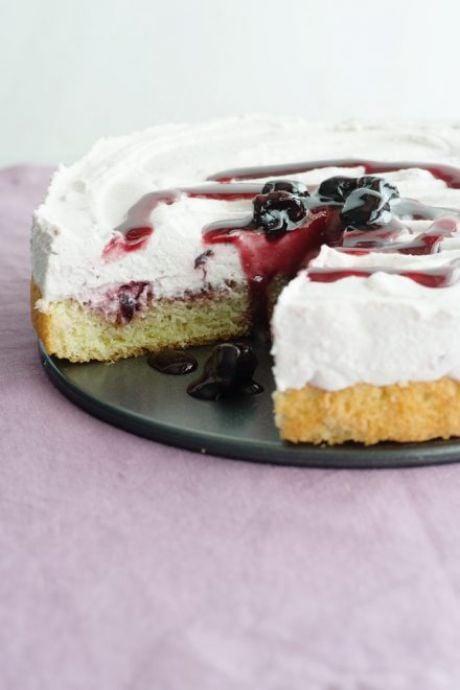 Torta Di Ricotta | DonalSkehan.com, Kristina Gill, co-author of Tasting Rome, shares her recipe for Torta Di Ricotta aka Ricotta Cheesecake!