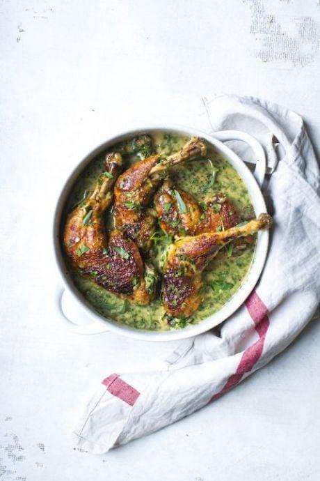 Tarragon Chicken | DonalSkehan.com
