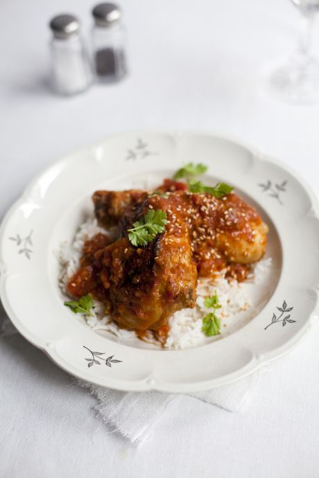 Chicken Lahori | DonalSkehan.com, Take on the takeaway with this traditional Pakistani dish!
