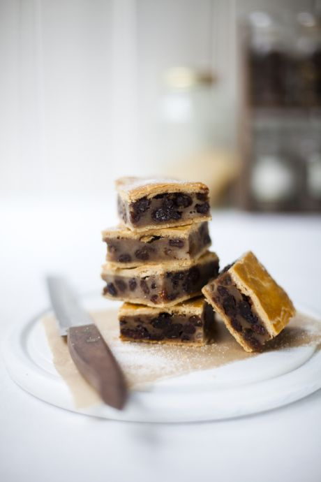 Gur Cake | DonalSkehan.com, If you like fruit cake, this retro treat is one to try!