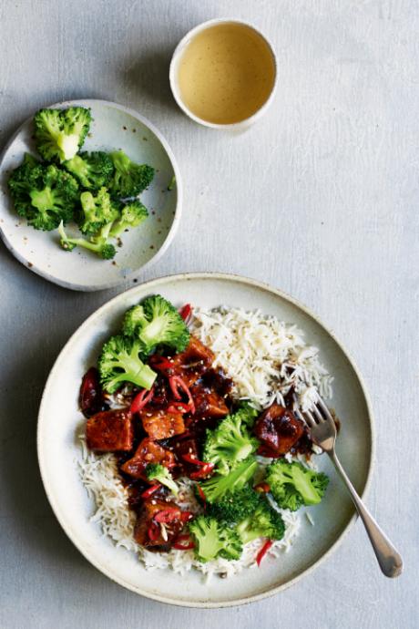 General Tso's Tofu Stir-fry | DonalSkehan.com