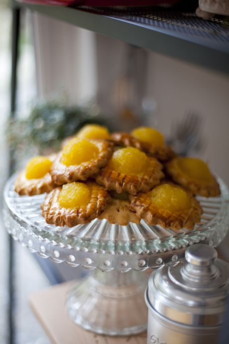 Pineapple Tarts | DonalSkehan.com, Think jam tarts with a tropical twist!