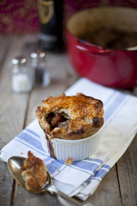 Beef and Guinness Pie | DonalSkehan.com, A classic for a reason!