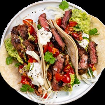 Dinner - Minute Steak Tacos